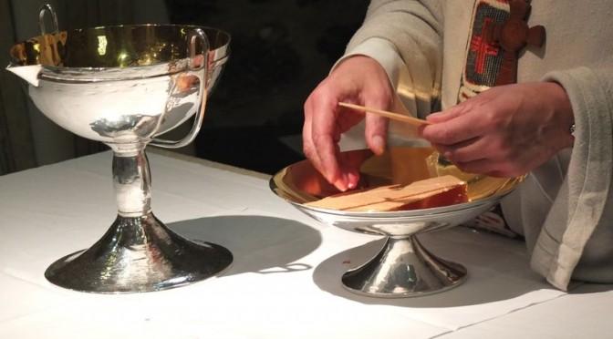 Fraction du pain pour le 20e dimanche ordinaire B