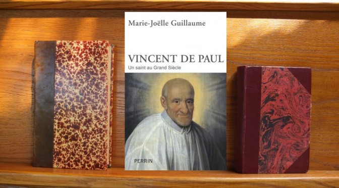 Couverture de Vincent de Paul Marie-Joelle Guillaume