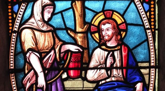 Samaritaine pour le 16e dimanche ordinaire C