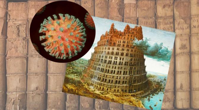 Cornavirus et tour de Babel